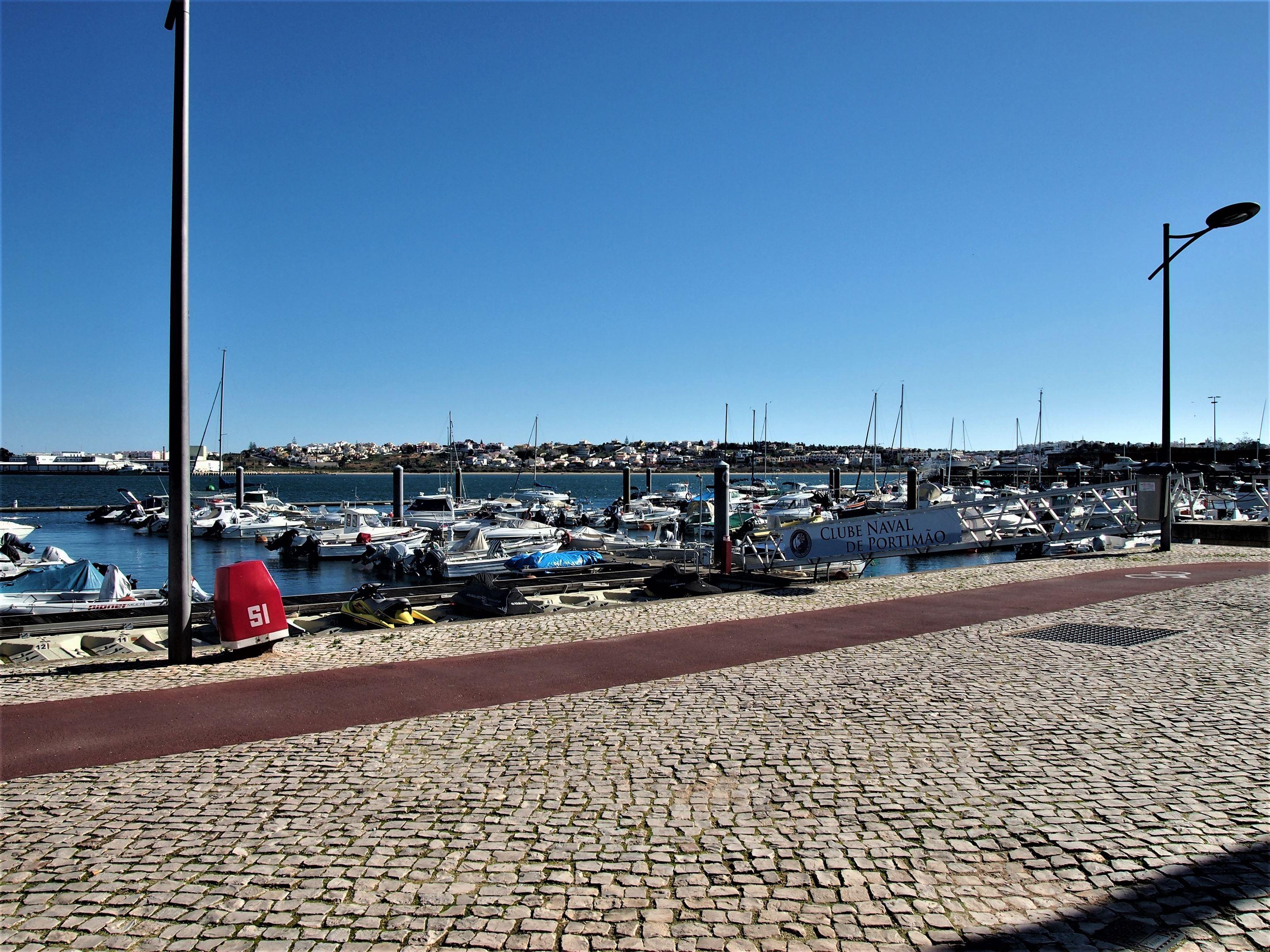 The Clube Naval de Portimao