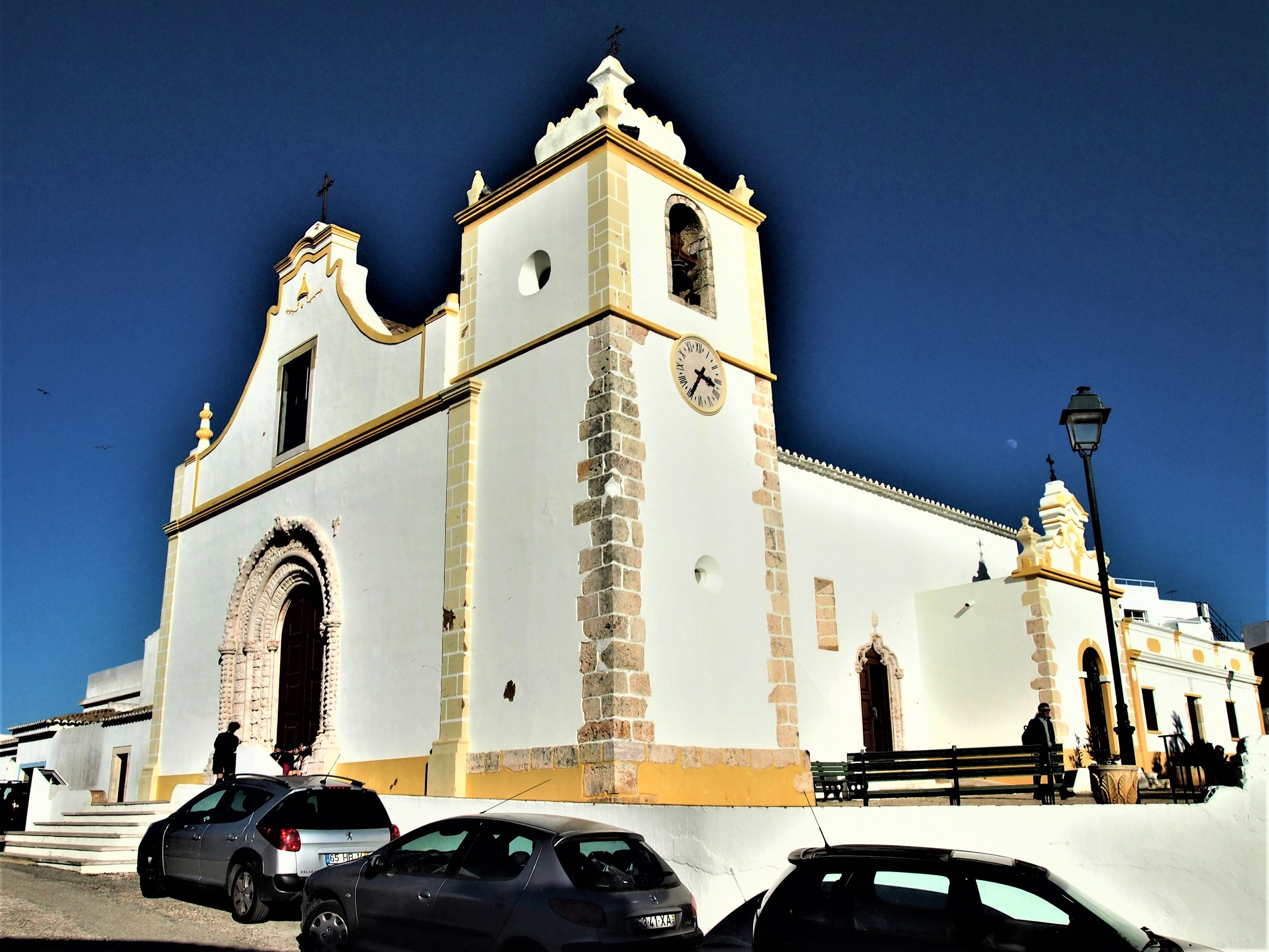 Igreja do Divino Salvador - Alvor Church