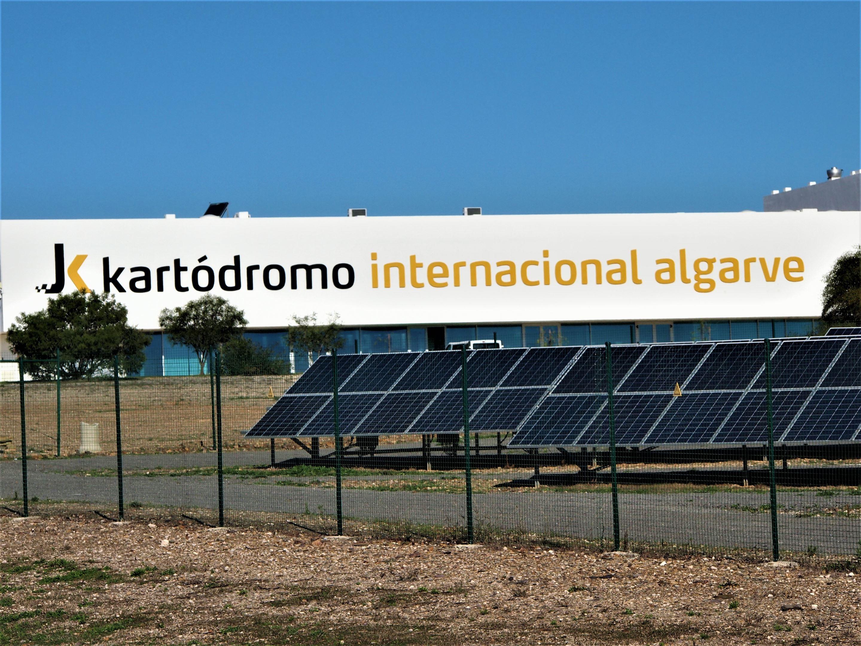 Kartódromo Internacional at Portimão, Algarve