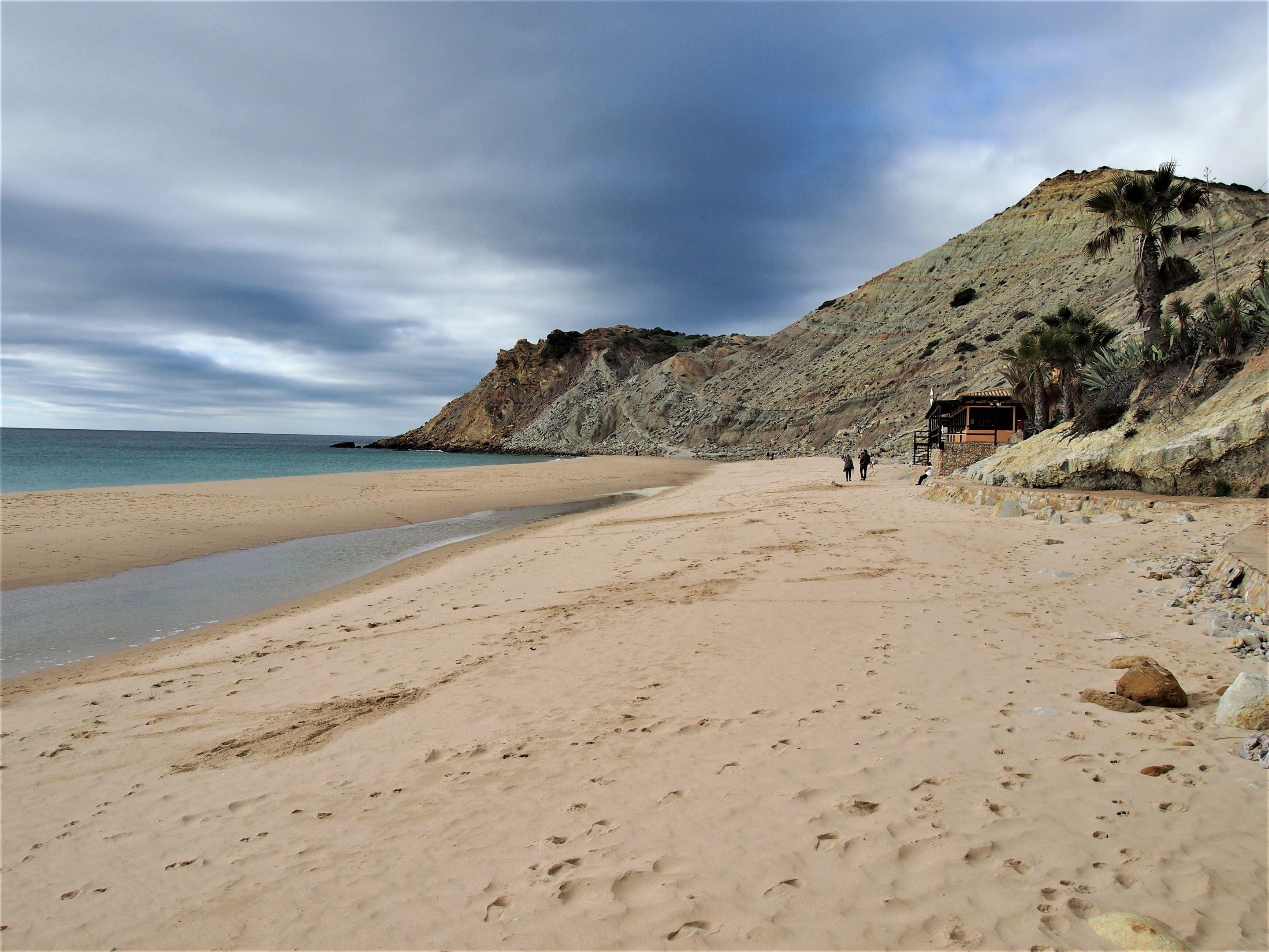 Praia de Burgau, Algarve