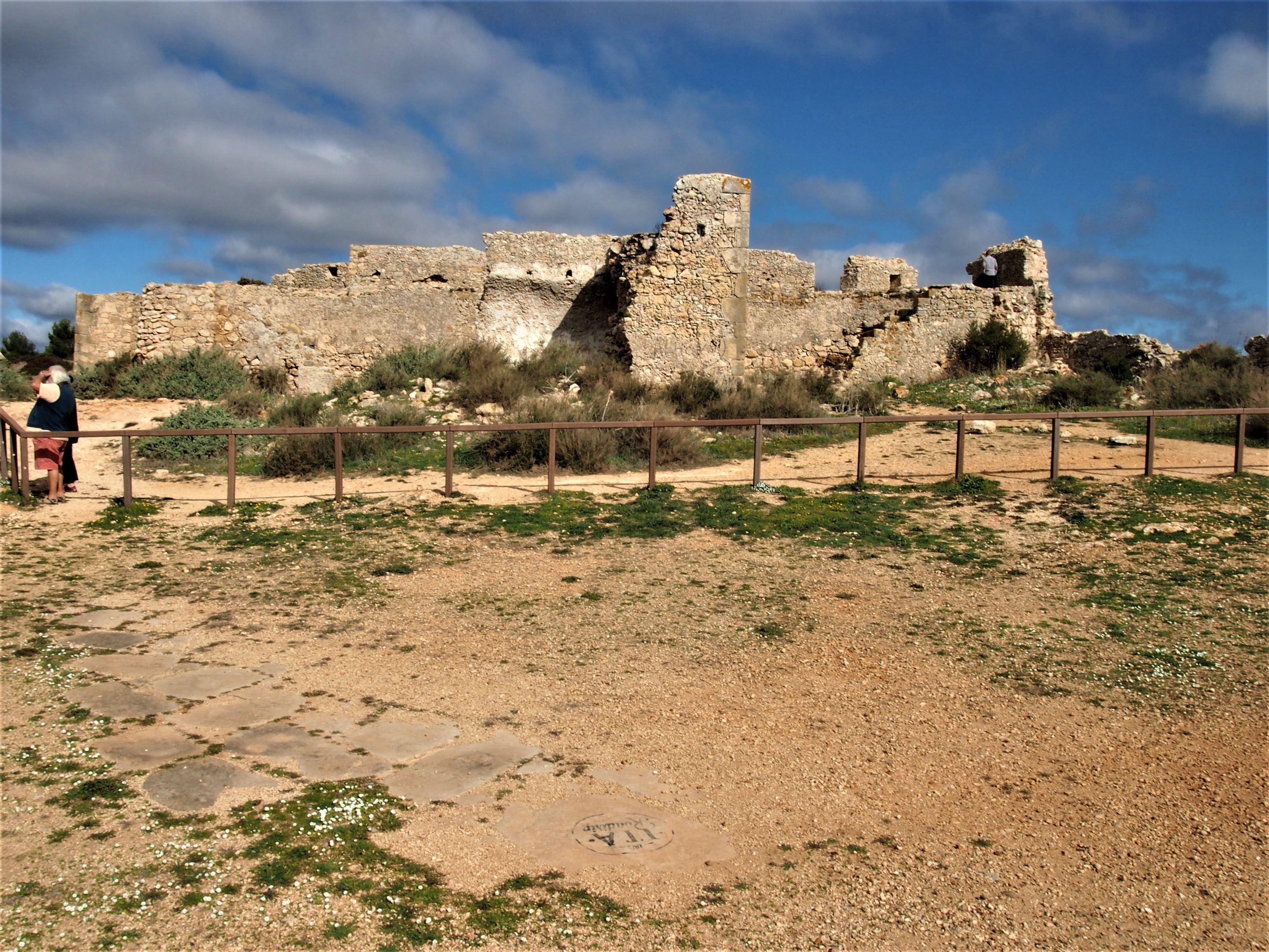 Forte de Almádena, Burgau, Algarve