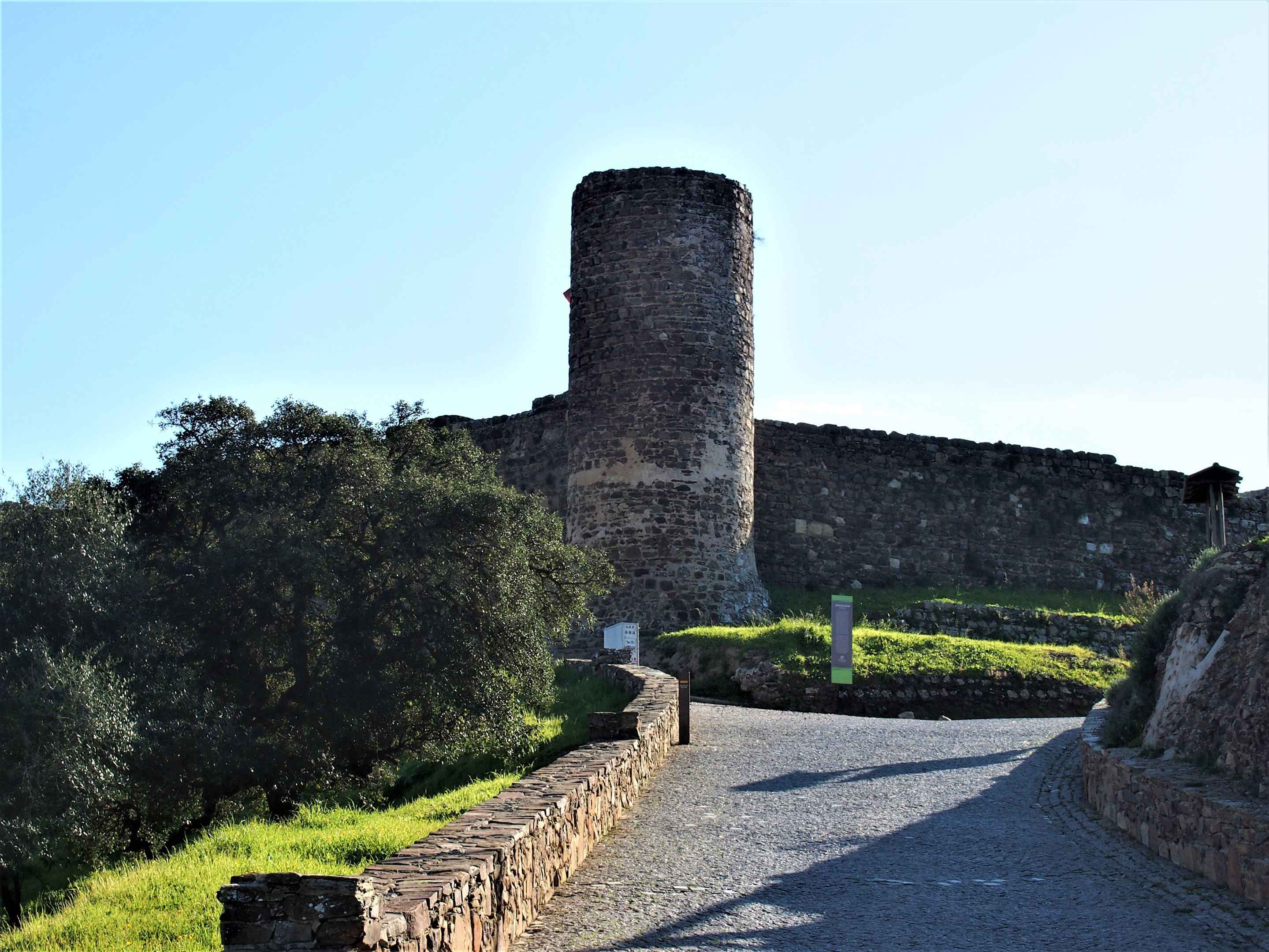 Castillo de Aljezur, Algarve