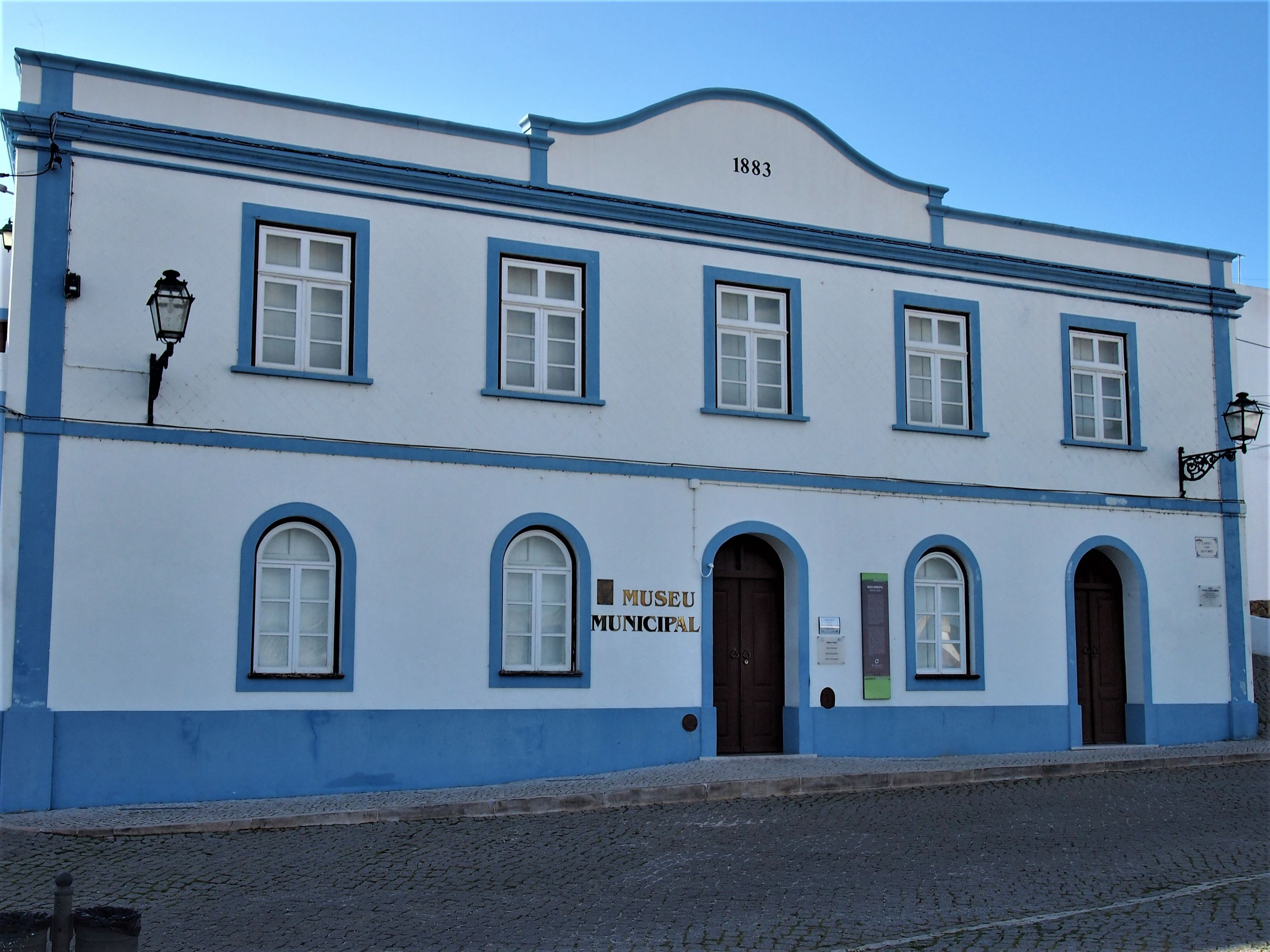 The Museu Municipal, Aljezur
