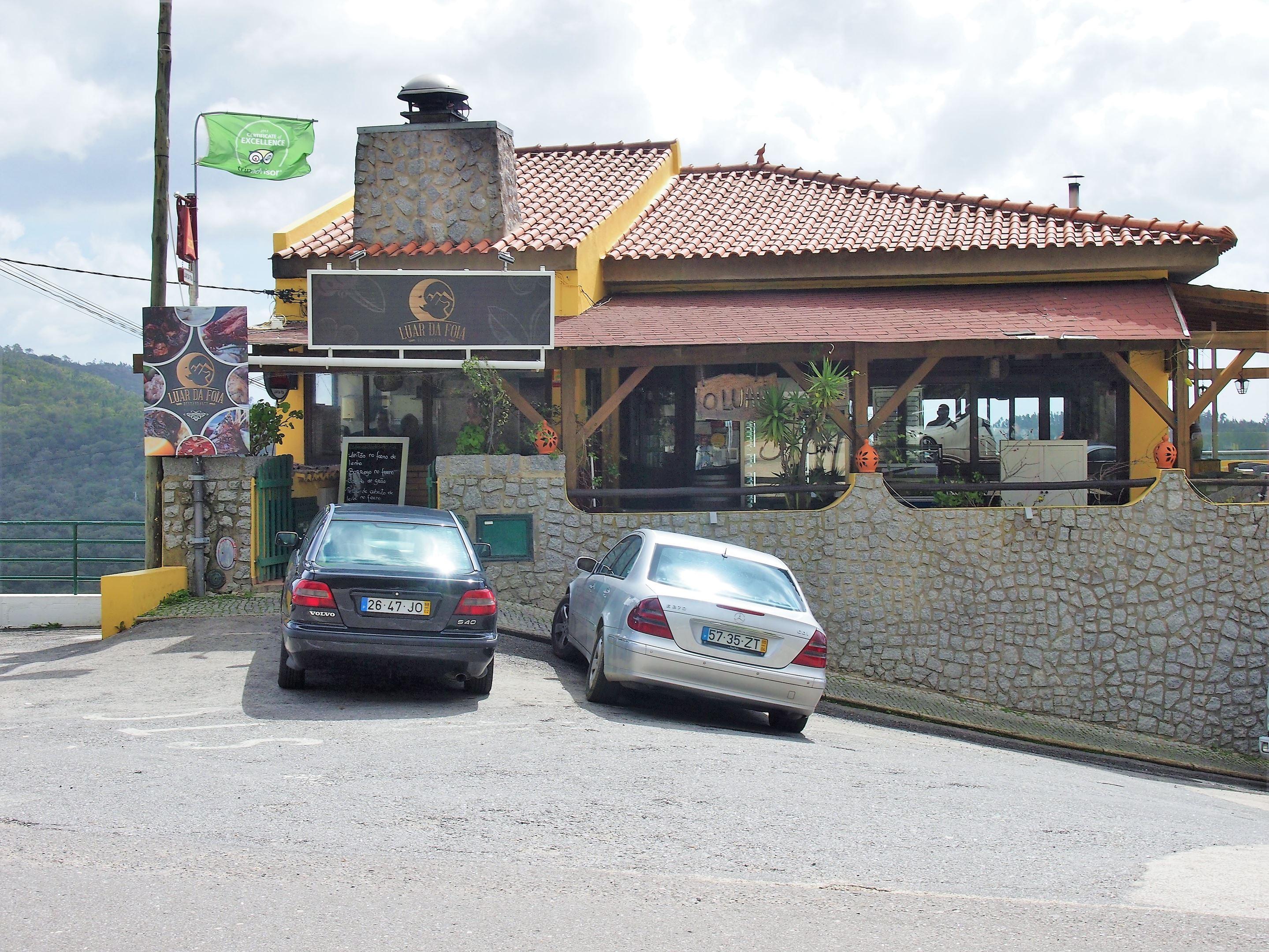 Luar da Foia restaurant, Monchique