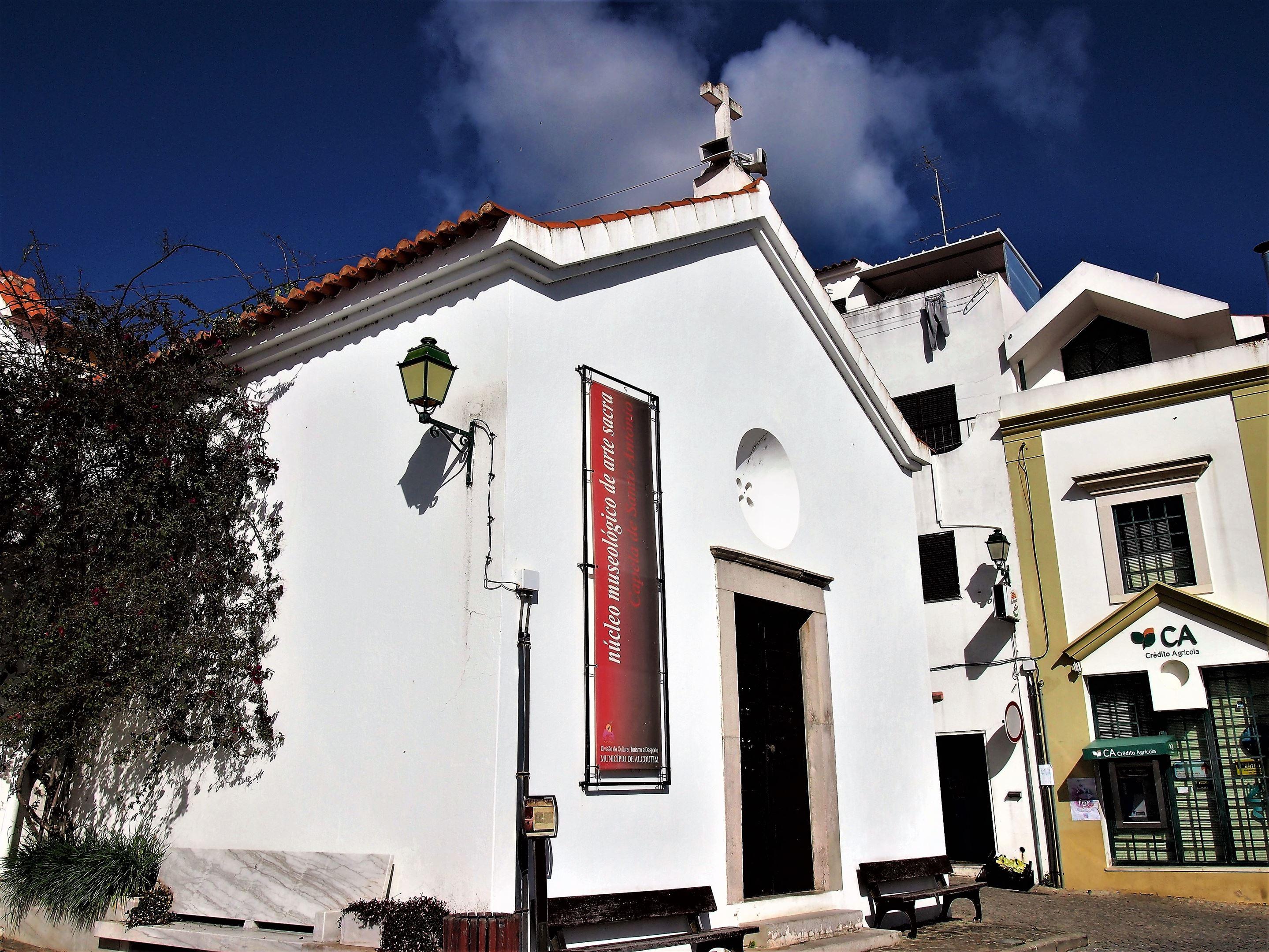 Capela de Santo António, Alcoutim.