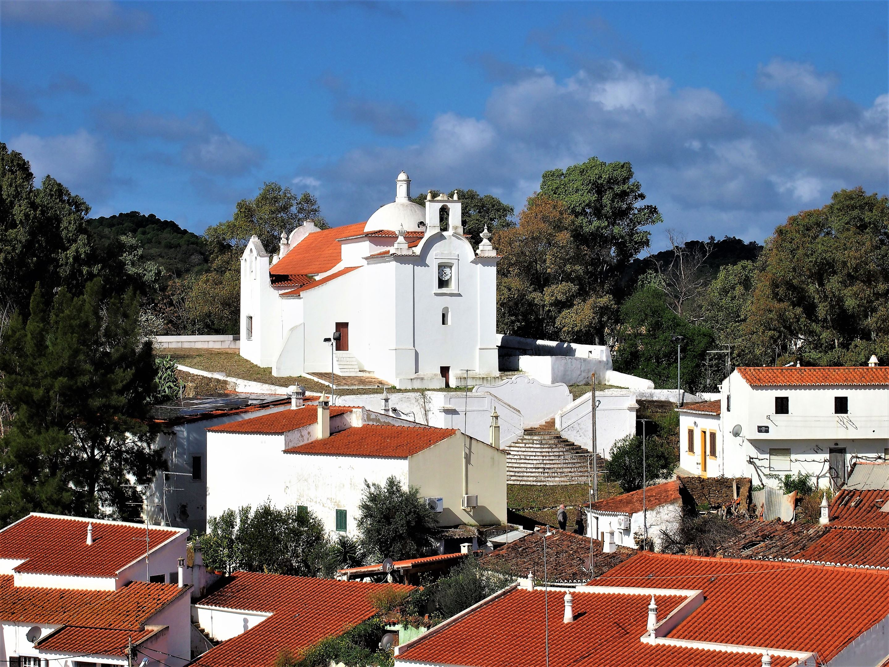 The Church of Nossa Senhora da Conceição, Alcoutim
