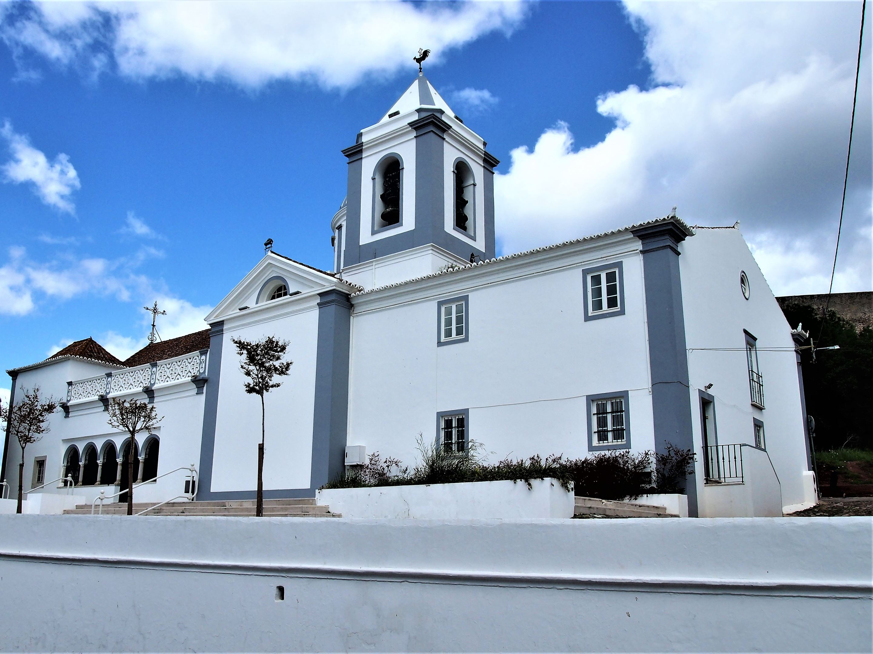 The Igreja de Nossa Senhora dos Mártires - The Church of Our Lady of the Martyrs, Castro Marim