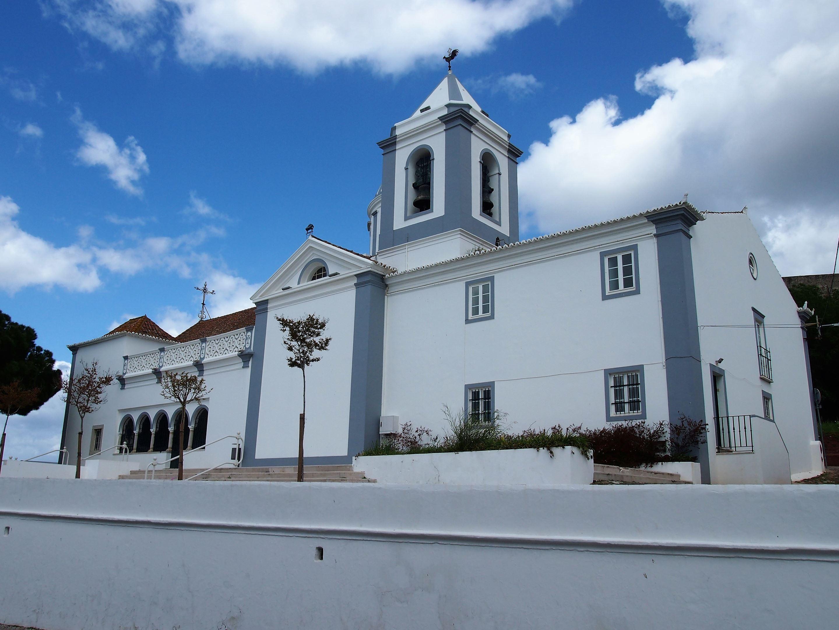 Igreja de Nossa Senhora dos Mártires, Castro Marim.
