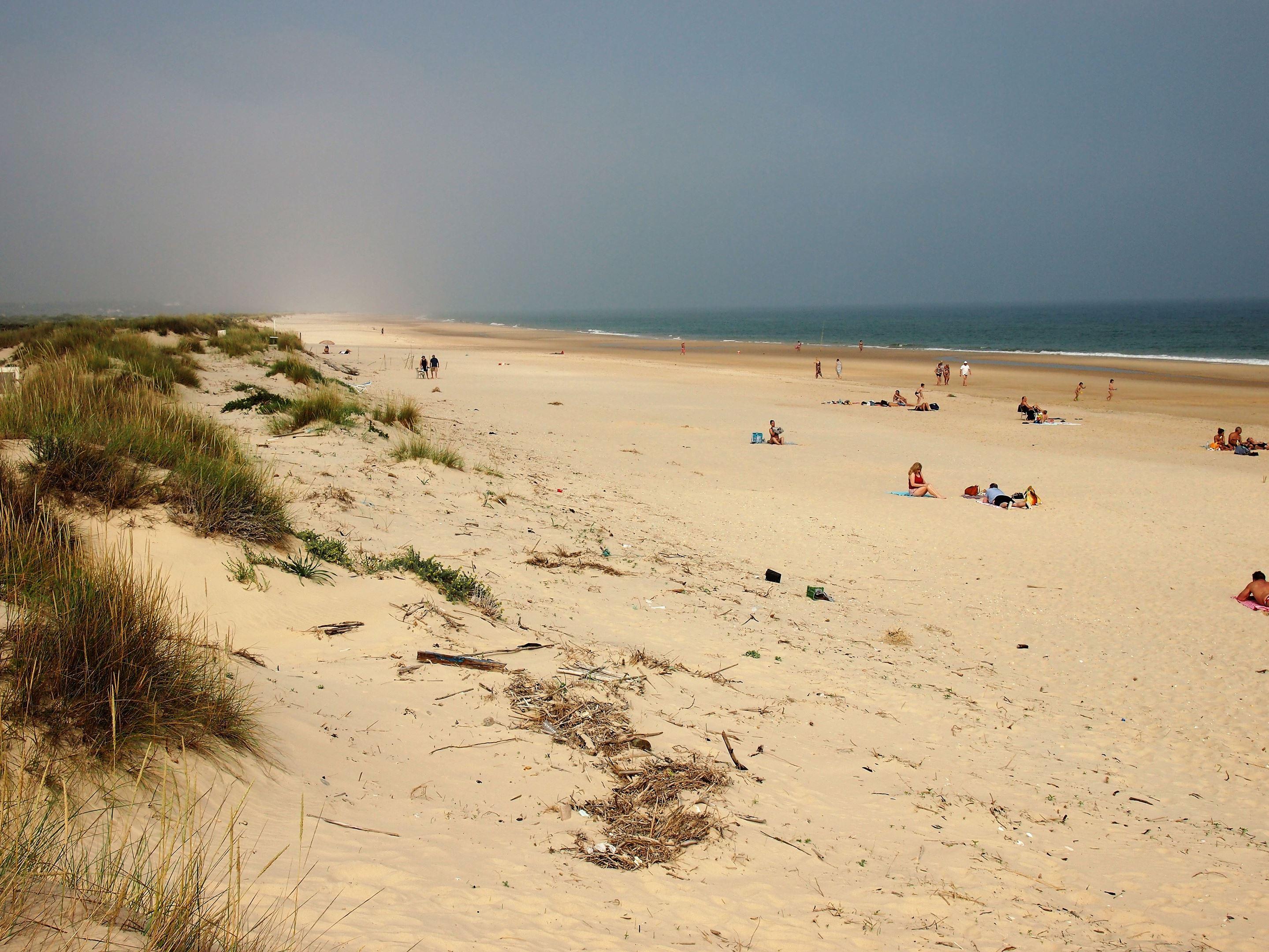 Praia de Cabanas, Cabanas de Tavira