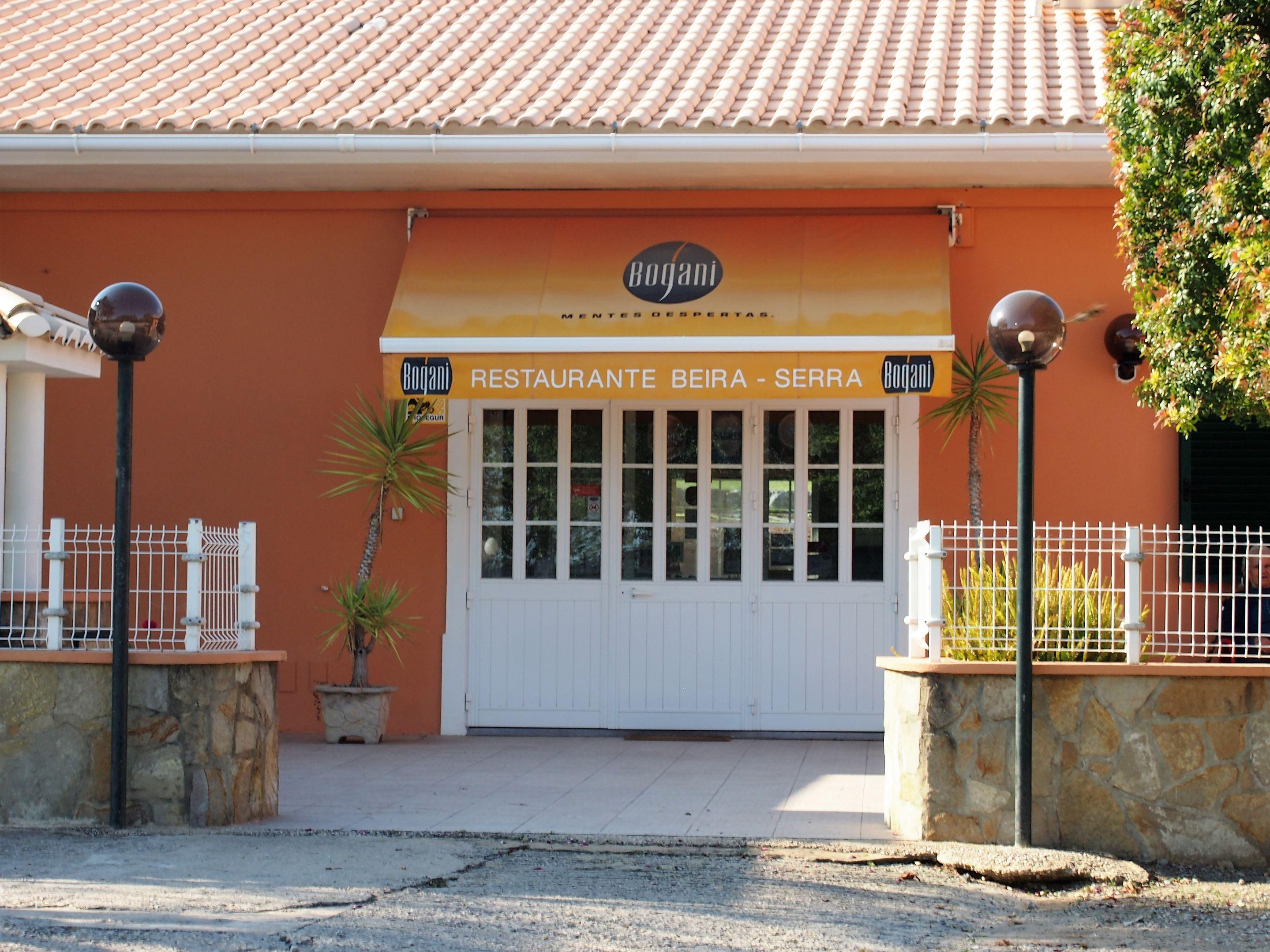 Restaurante Beira Serra, perto de São Brás de Alportel