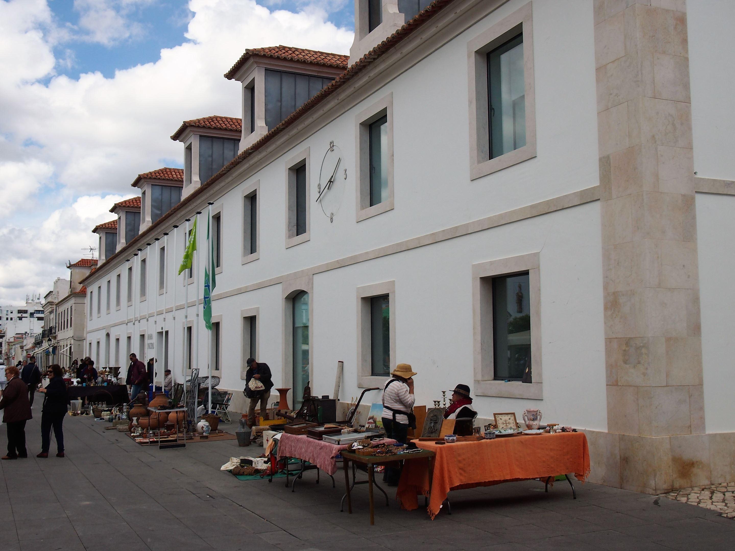 Câmara Municipal, Vila Real de Santo António