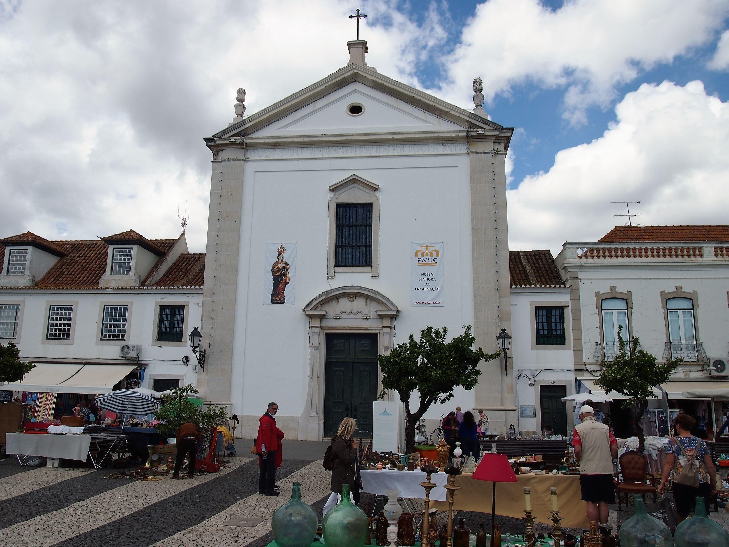 Igreja Matriz, Vila Real de Santo António