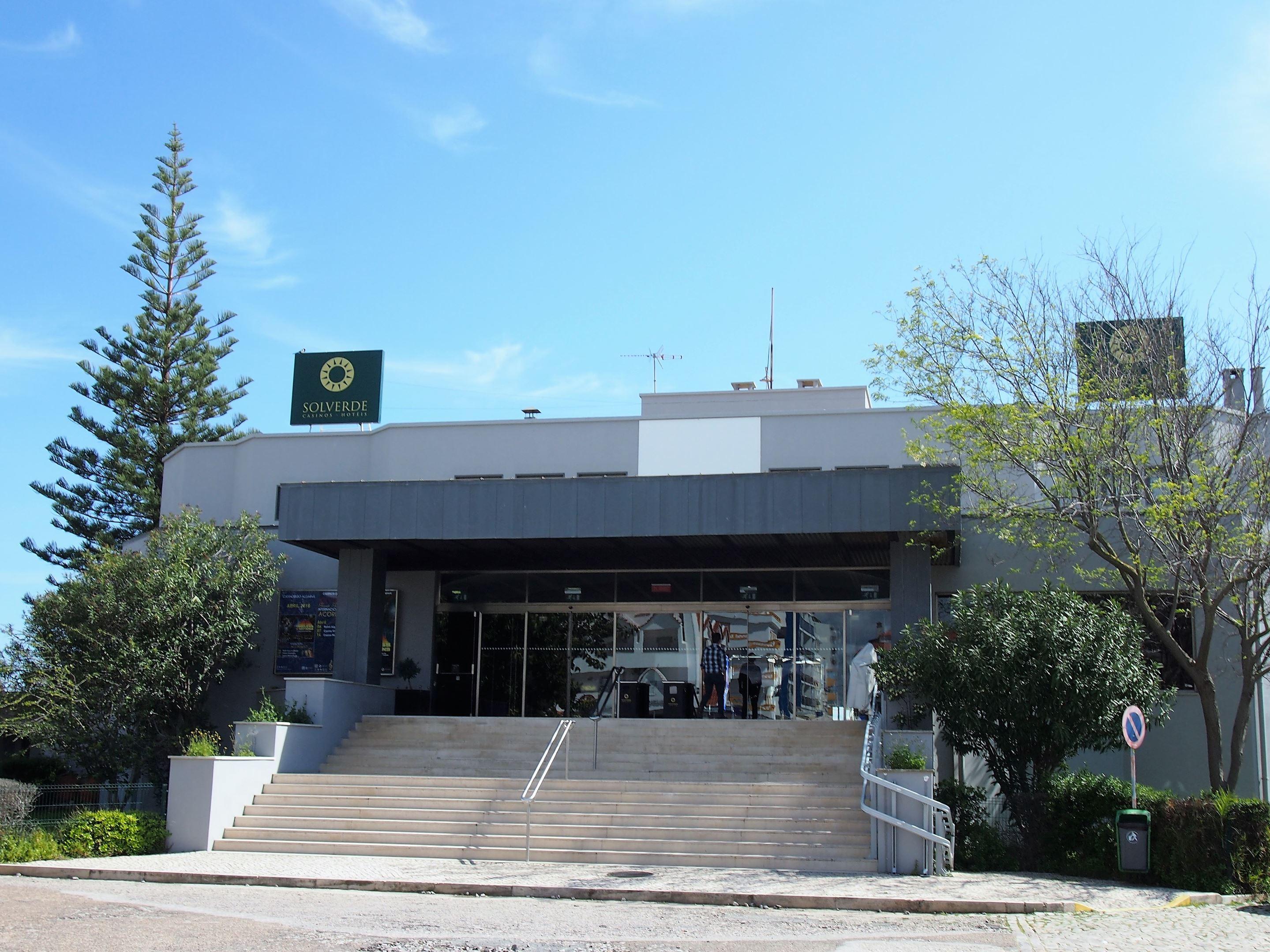 The casino at Monte Gordo