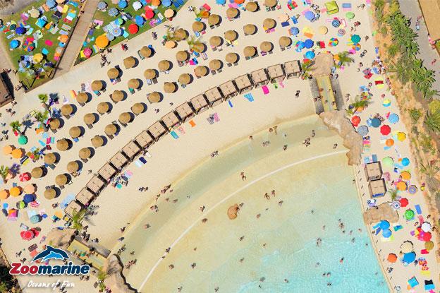 Praia de Ondas - Zoomarine, Algarve