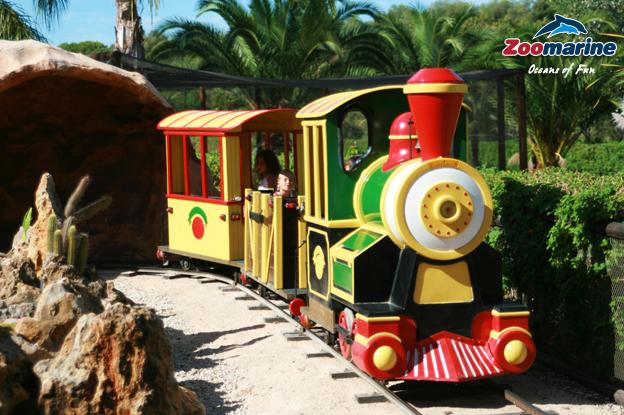 Comboio - Zoomarine, Algarve