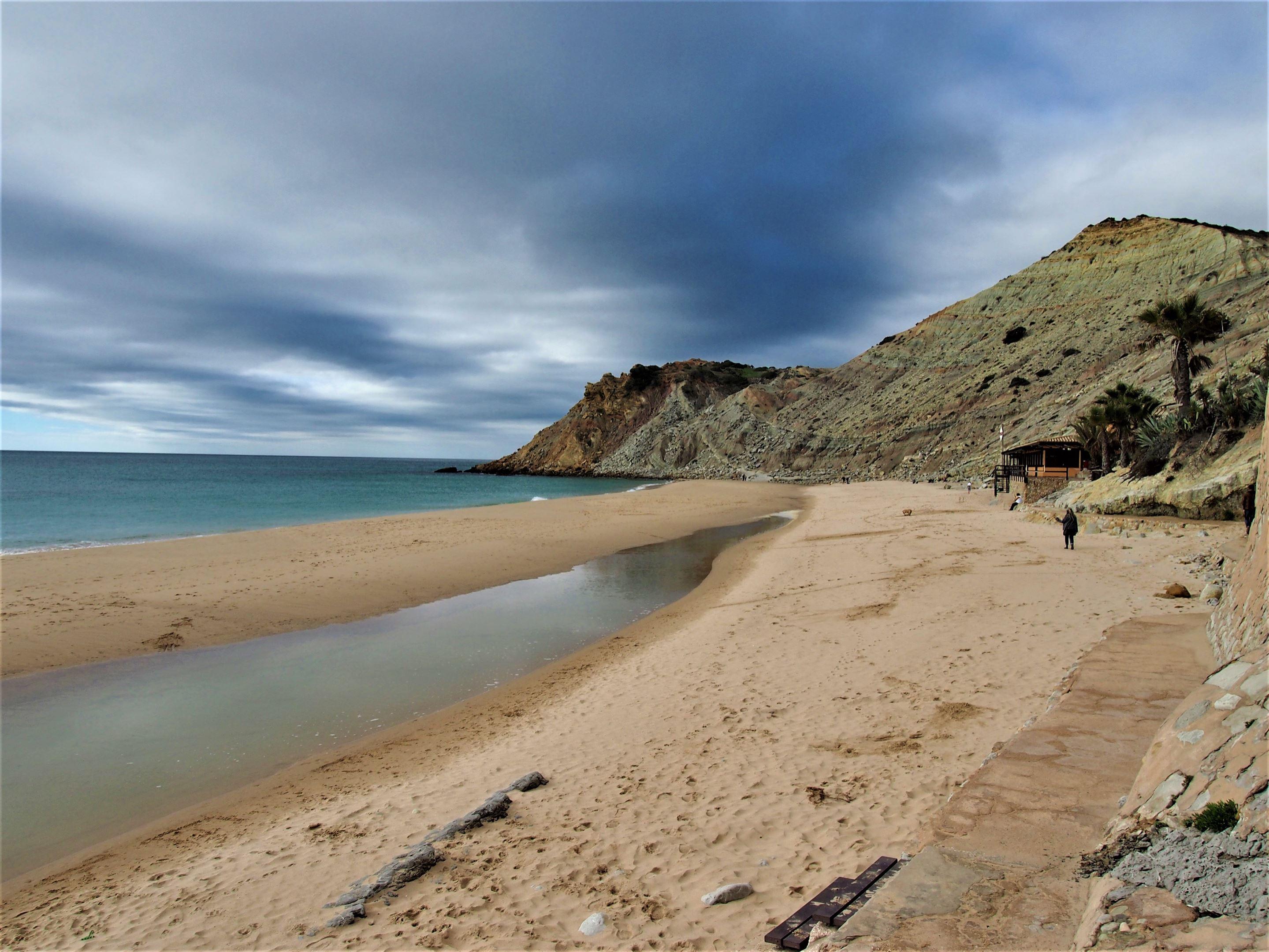 Praia do Burgau, Algarve