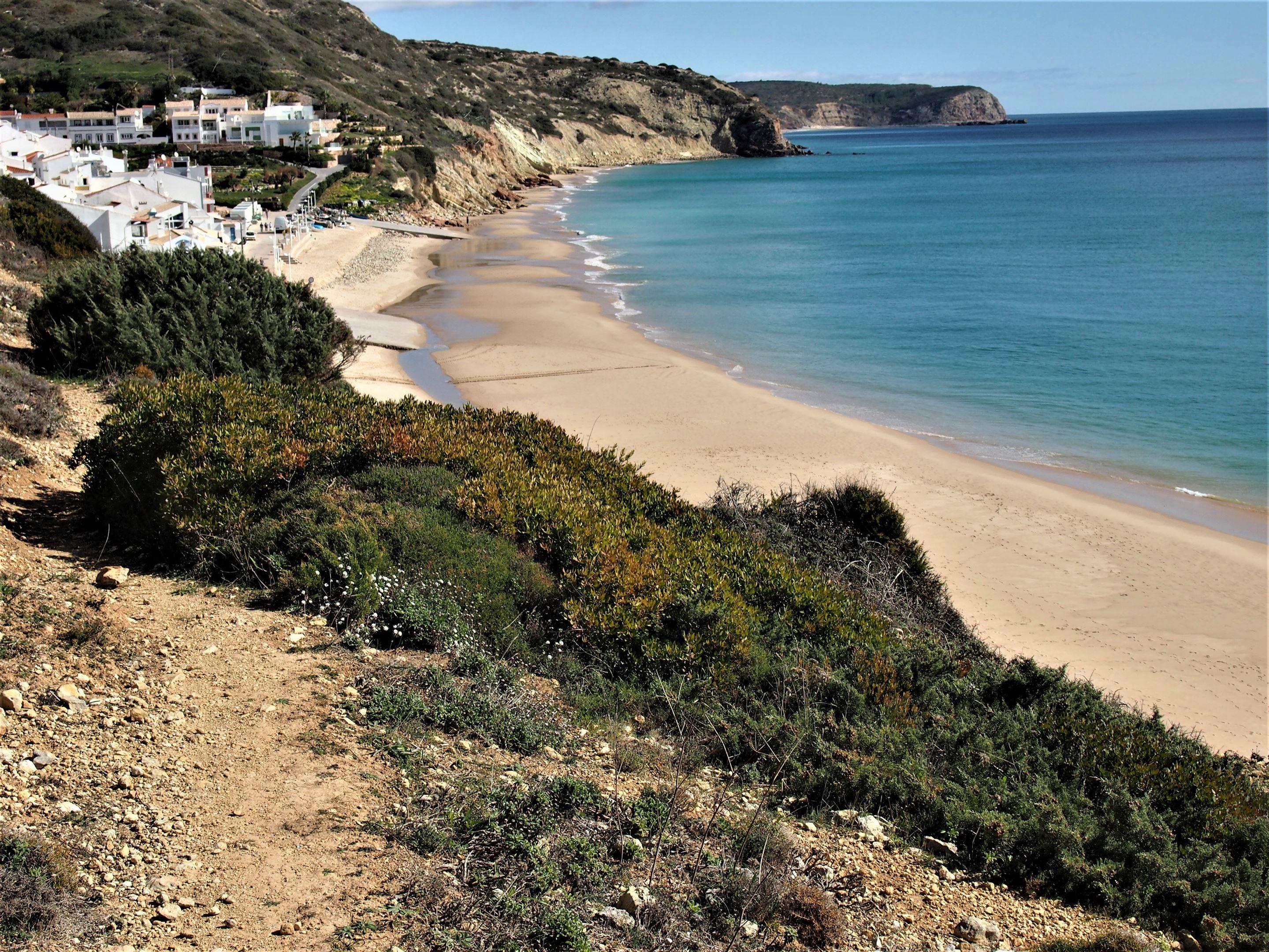 Praia da Salema, Algarve