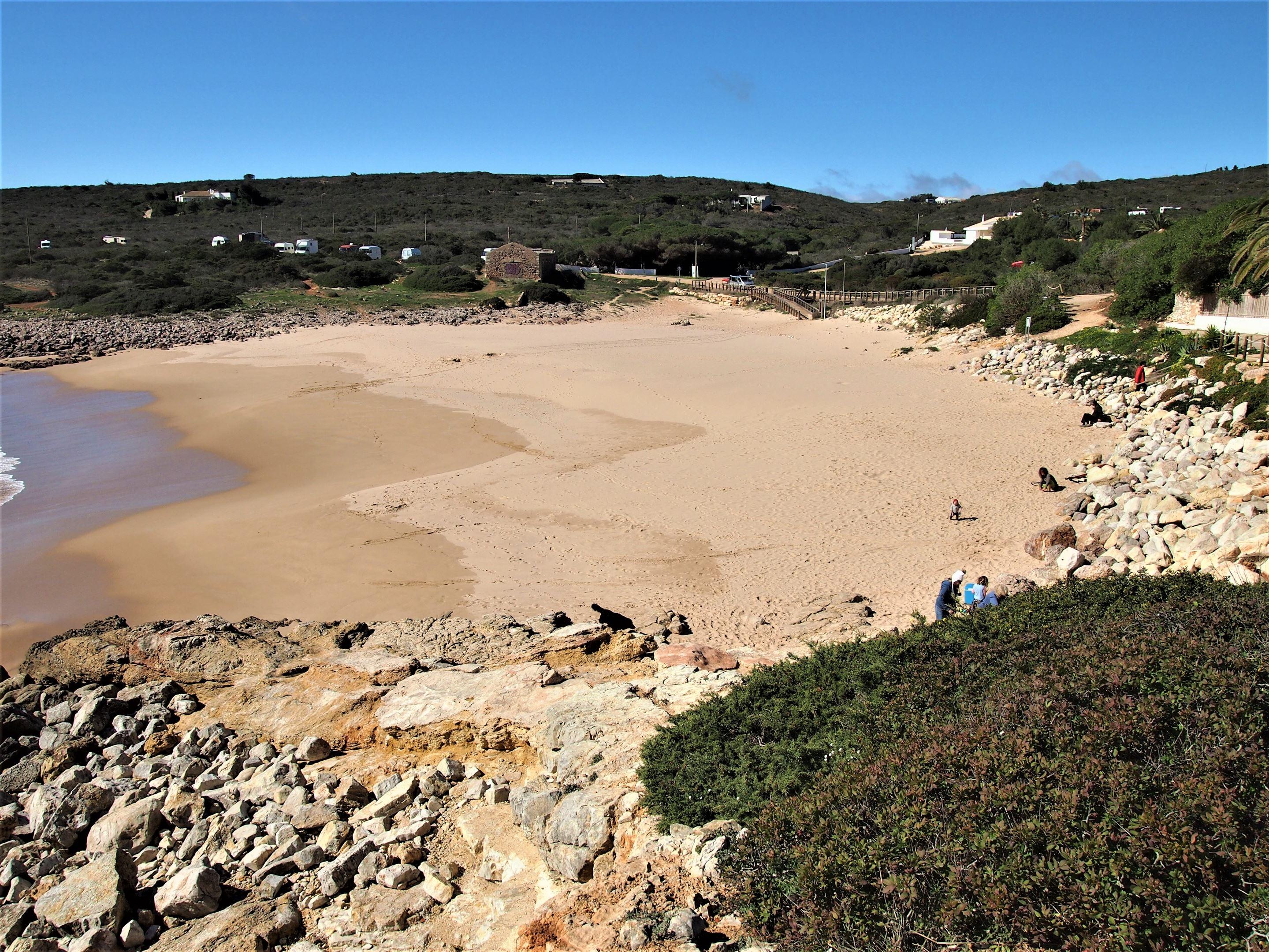 Praia da Ingrina, Algarve
