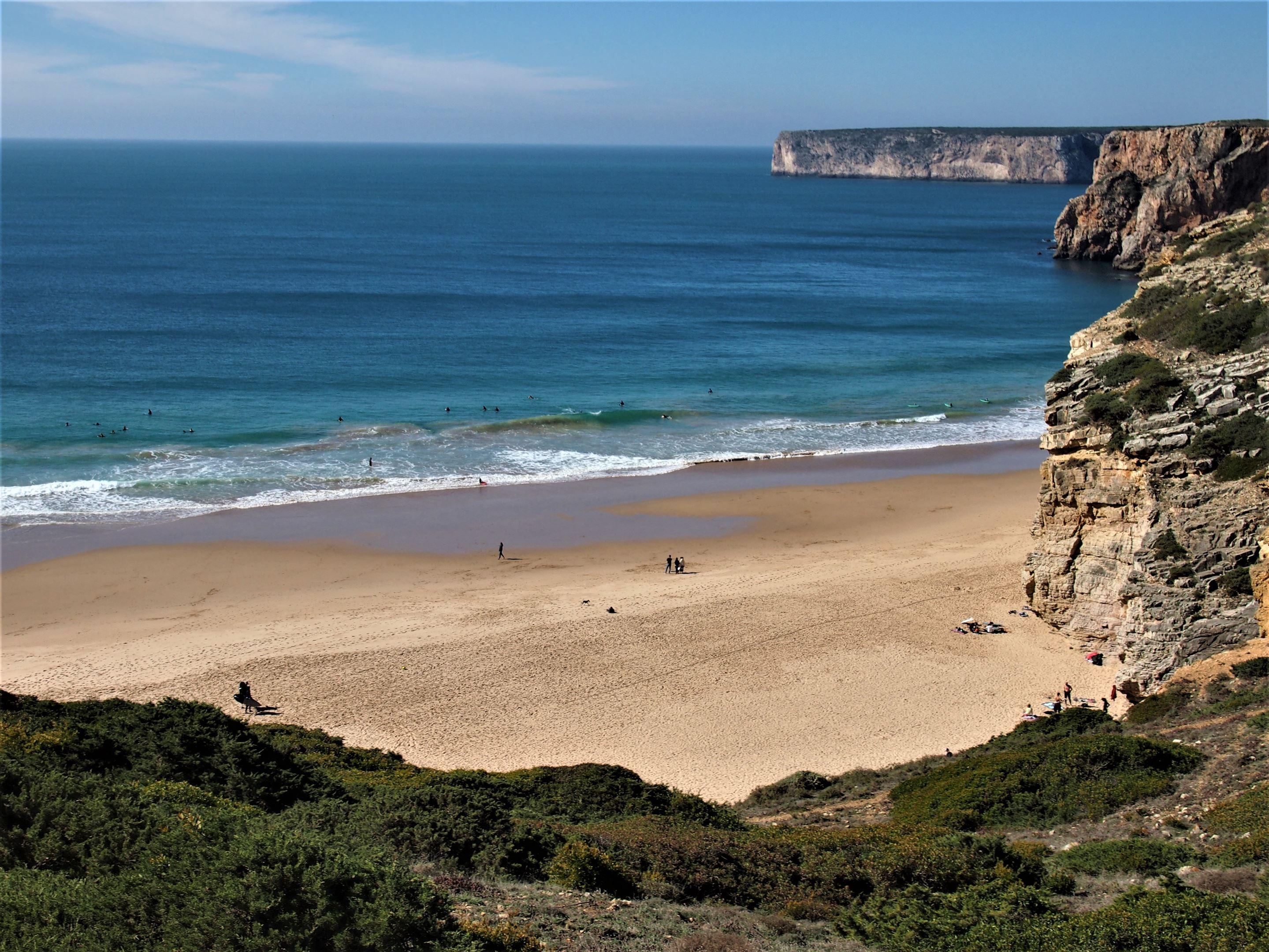 Praia do Beliche, Algarve