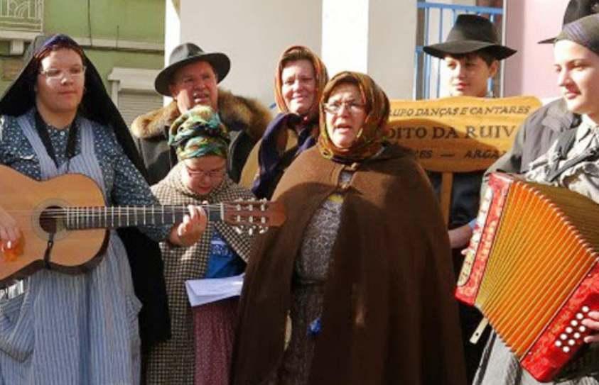 Cantar das Janeiras of Silves, Algarve