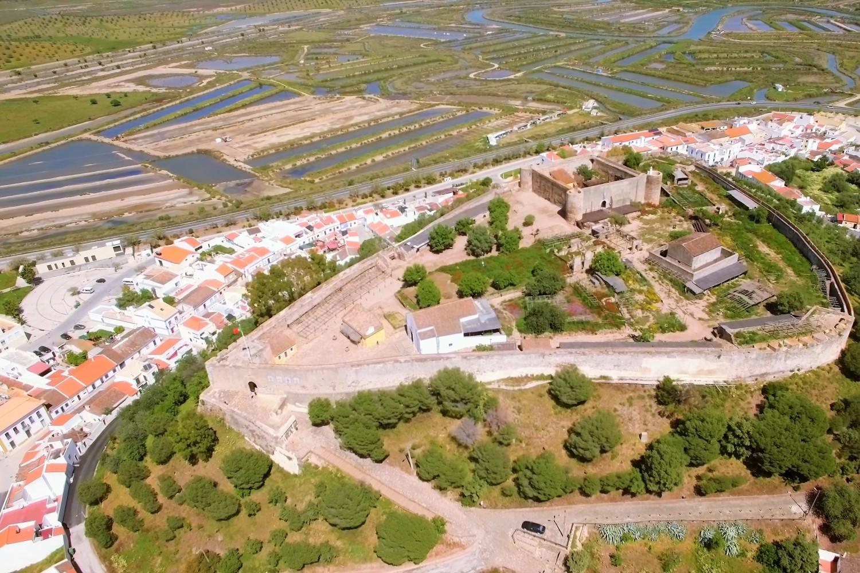 My Cultural Castro Marim Tour & Salt Floating Retreat, Algarve, Portugal