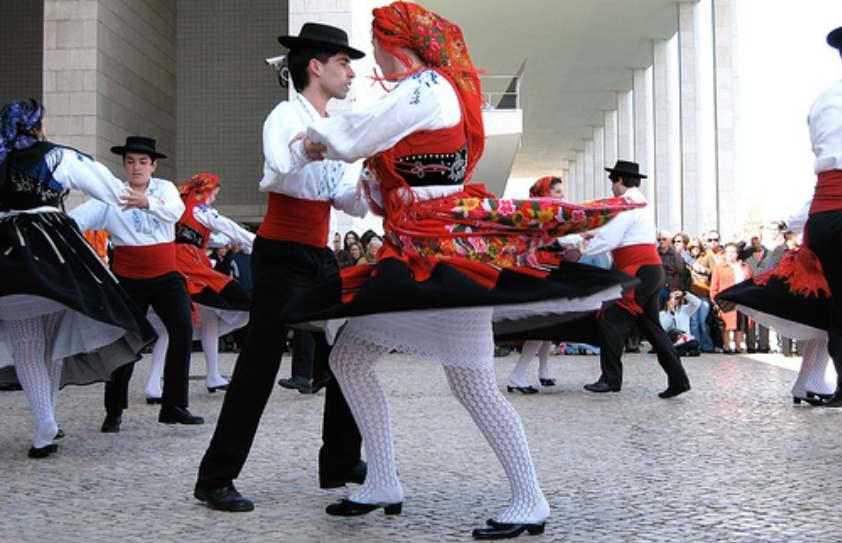 Corridinho Dance, Algarve
