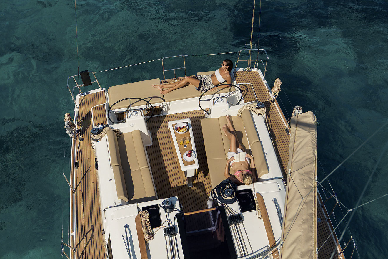 Dufour Grand Large 460 Yacht Charter