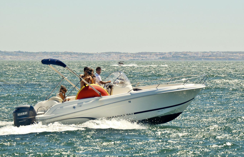 Jeanneau CC 635 Motor Boat Charter