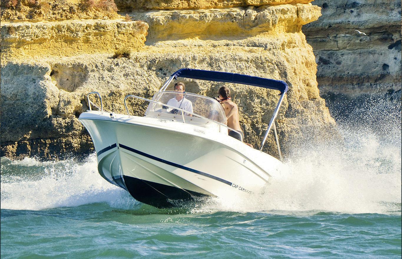 Jeanneau CC 635 Motor Boat Day Trip