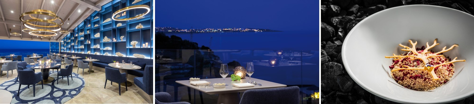 Ocean Restaurant, Porches