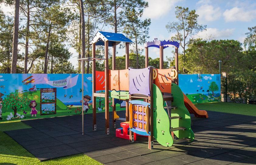 Parque Infantil do Restaurante Parrilla Natural