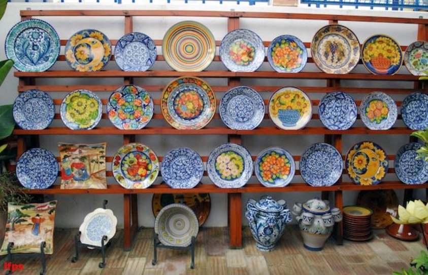 Portuguese Ceramics, Algarve