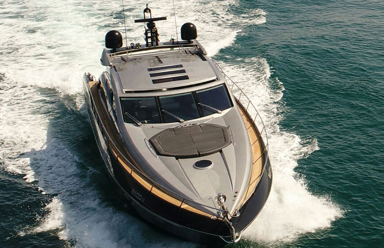 Sunseeker Predator 72, yacht de luxe en Algarve