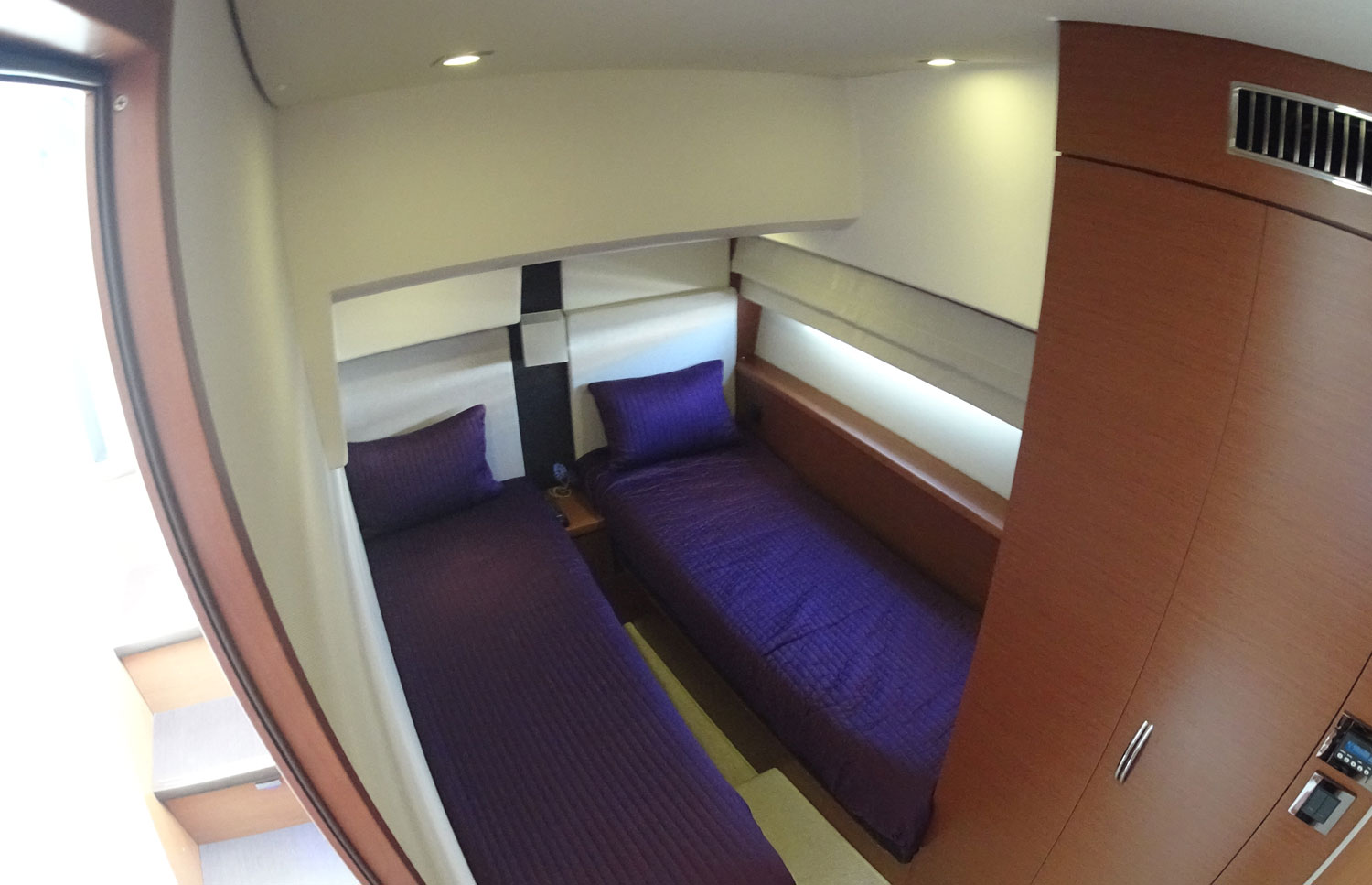 Jeanneau Prestige 500 S - Bedroom
