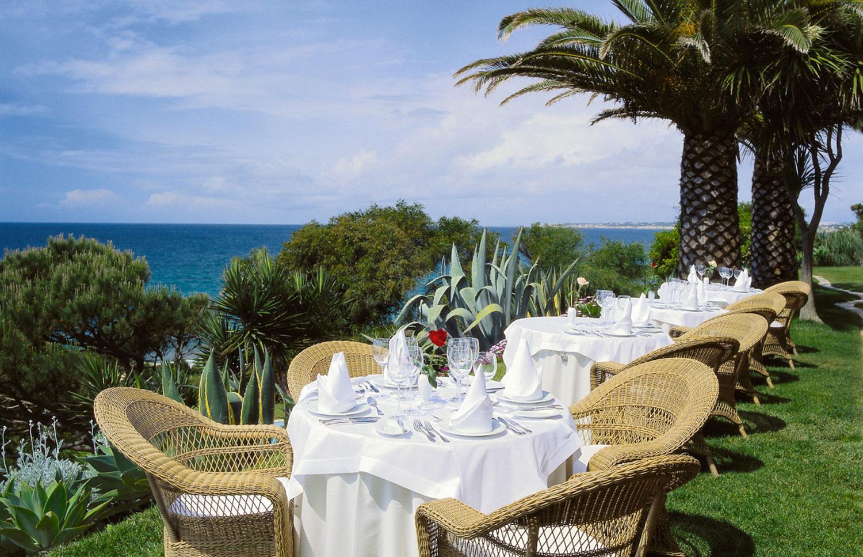 Vila Joya Hotel Algarve - Dîner 2* Michelin