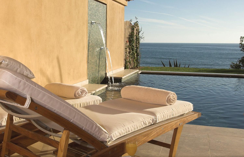 Vila Joya Hotel Algarve - Chaises Longues