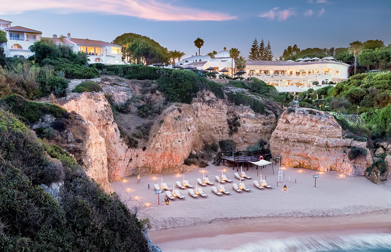Vila Vita Parc Hotel - Plage privée