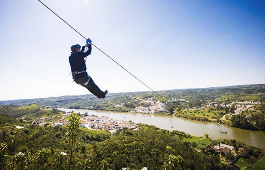 Gigantic Zip Line Algarve
