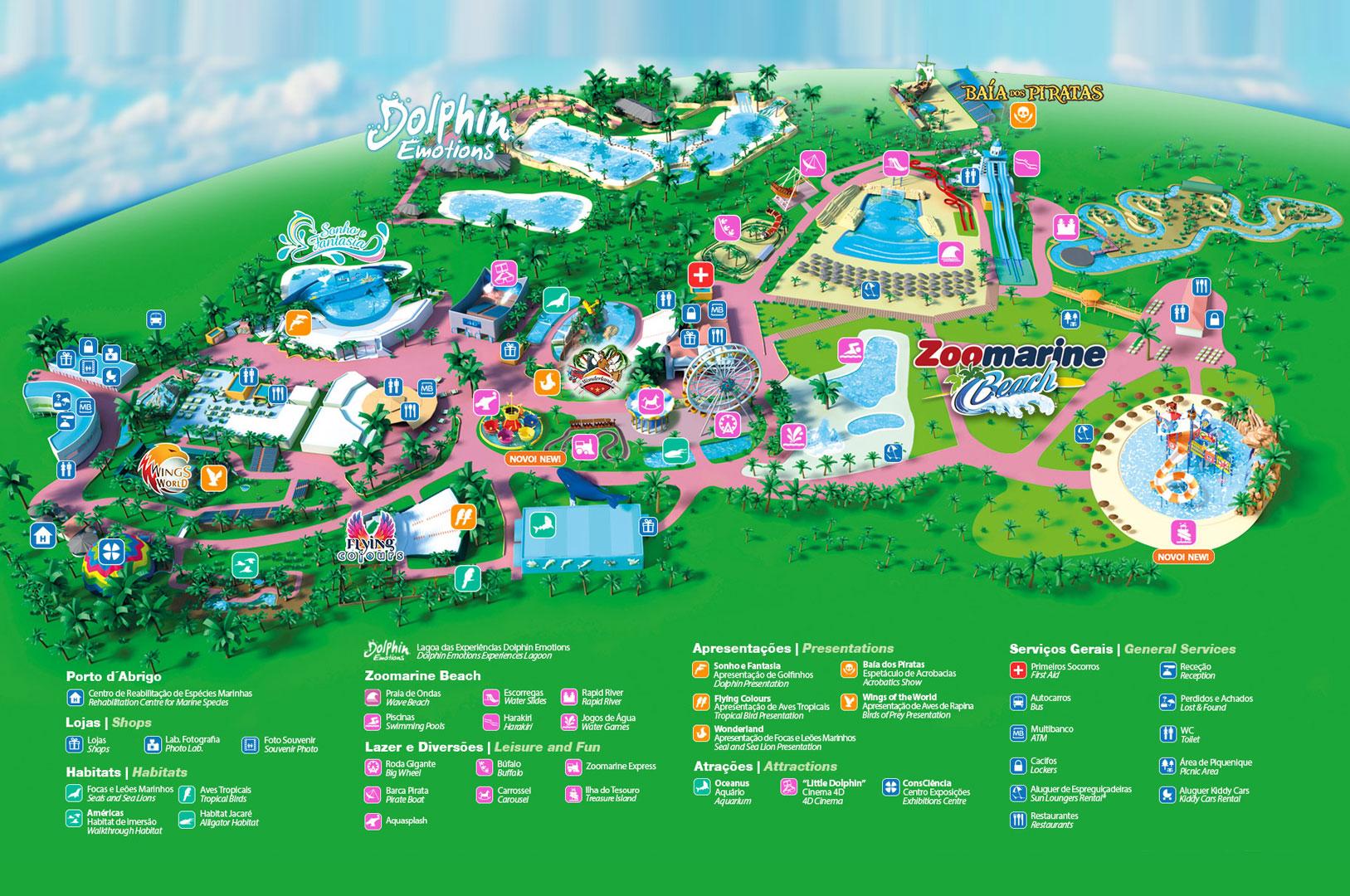 Cash Car Rentals >> Zoomarine Theme Park